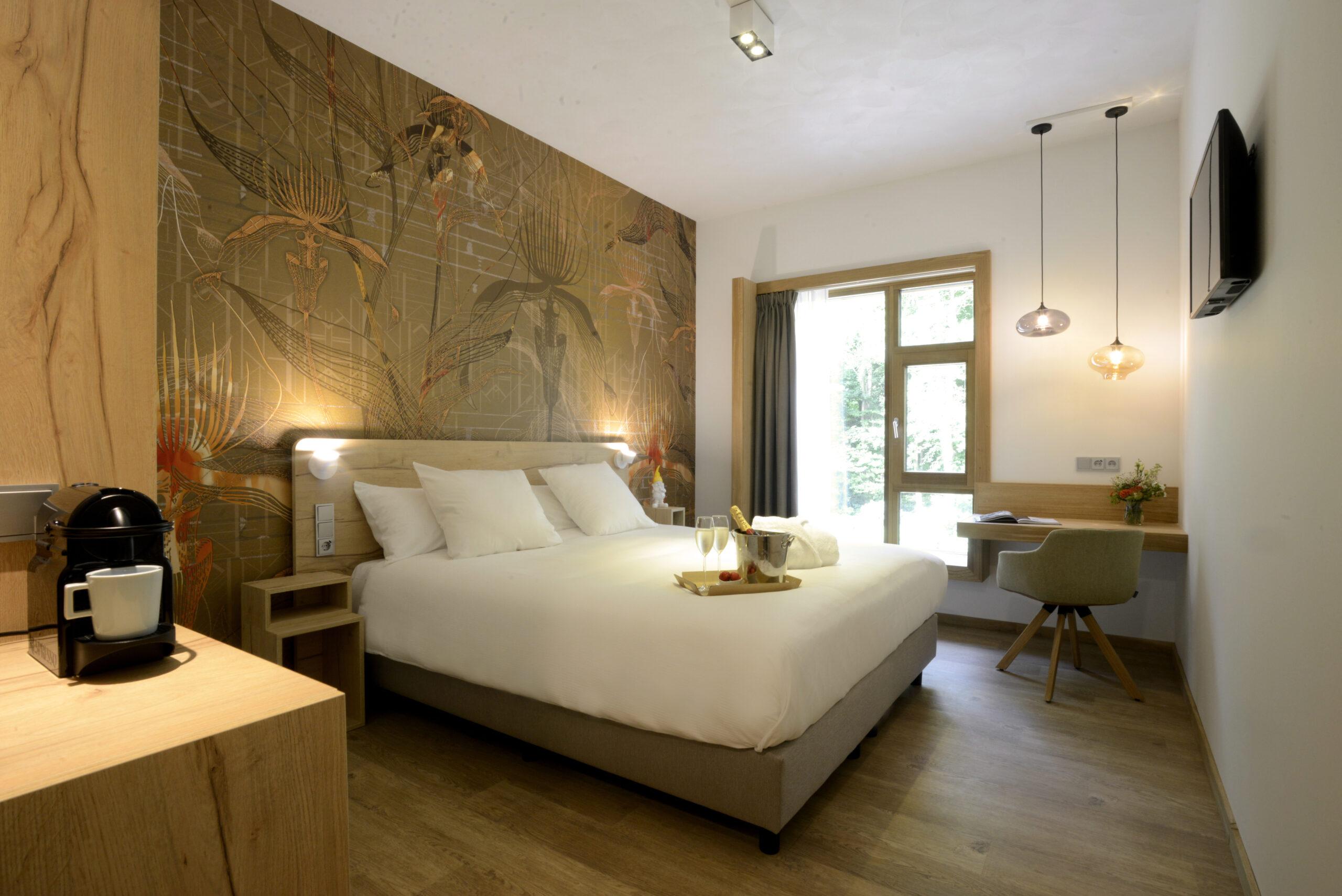 Landgoed Huize Bergen_Hotelkamer_de Botanica_Geel